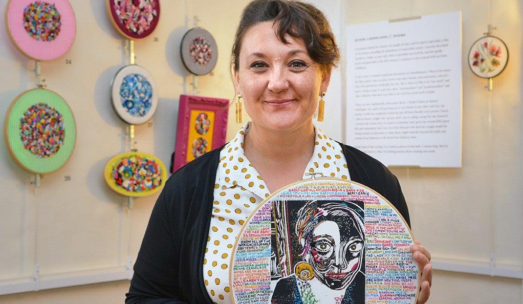 Michelle Beaulieu-Morgan '17 Ph.D.