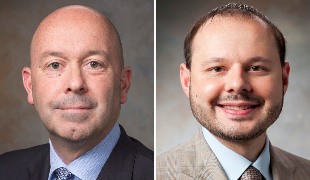Yale's Kevin C. O'Connor and Richard J. Nowak