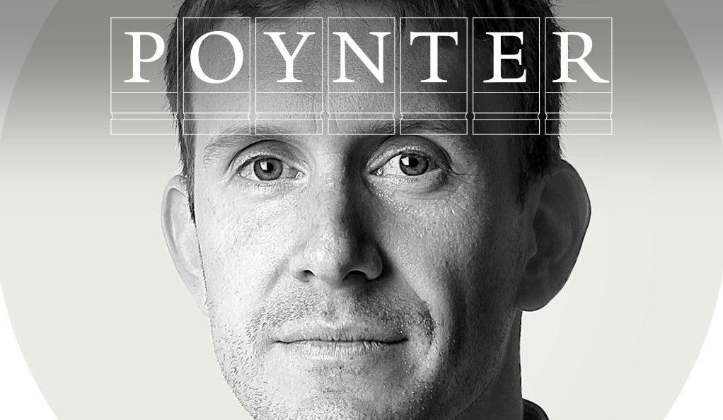 Brad Plumer with Poynter logo.