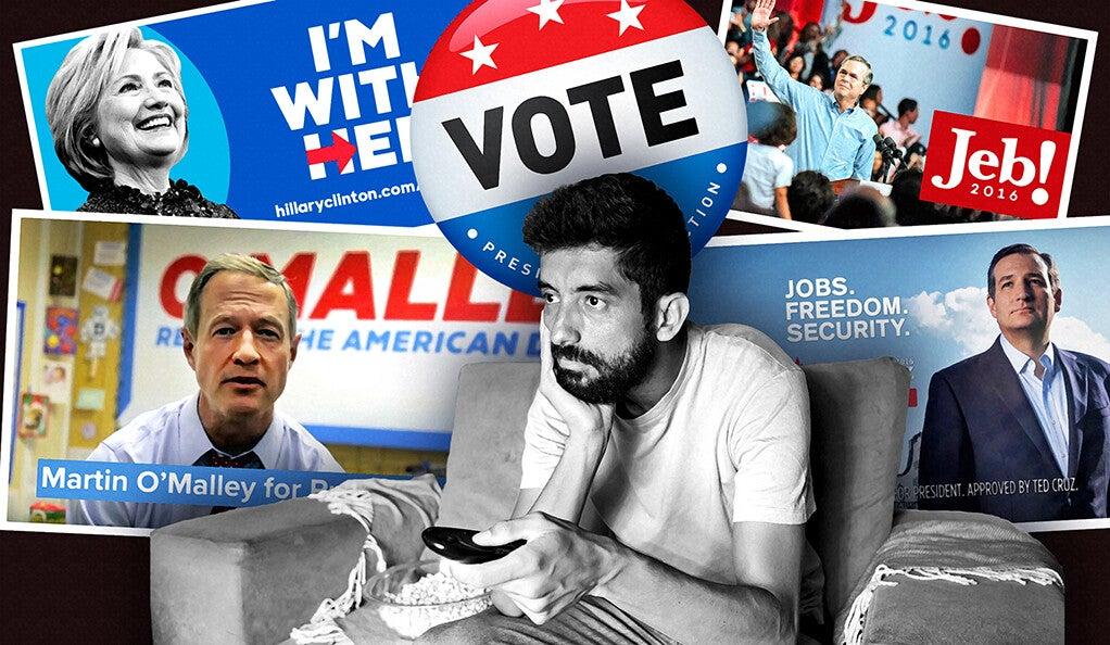 Political Ads Have Little Persuasive Power Yalenews