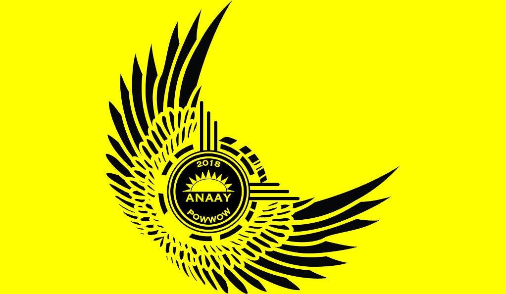 2018 ANAAY Powwow logo