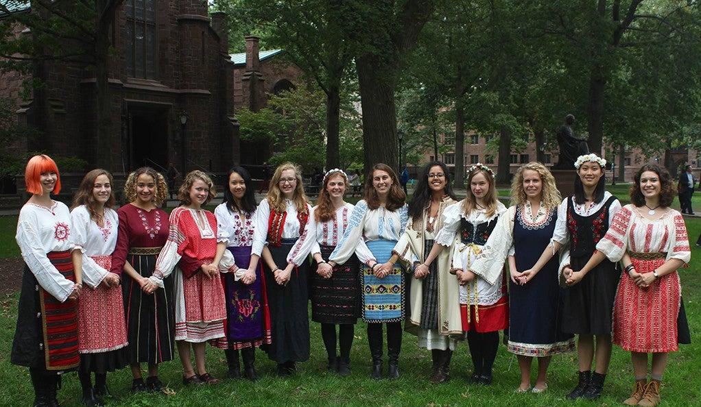 The Yale Slavic Chorus