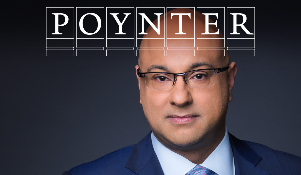 A photo of Ali Velshi, MSNBC anchor and business correspondent.