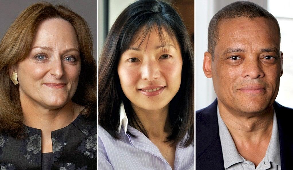 Meg Urry, Akiko Iwasaki, Larry Gladney