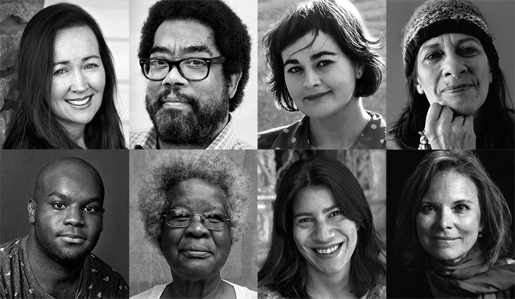 A photo of the 2017 recipients of the Windham-Campbell Literature Prizes