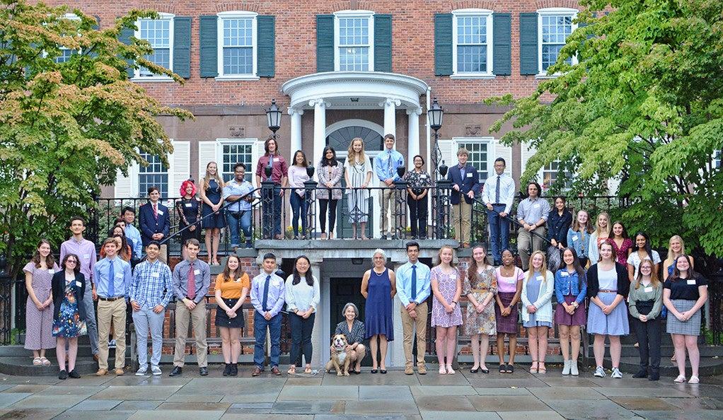 Yale-Seton Book Award winners