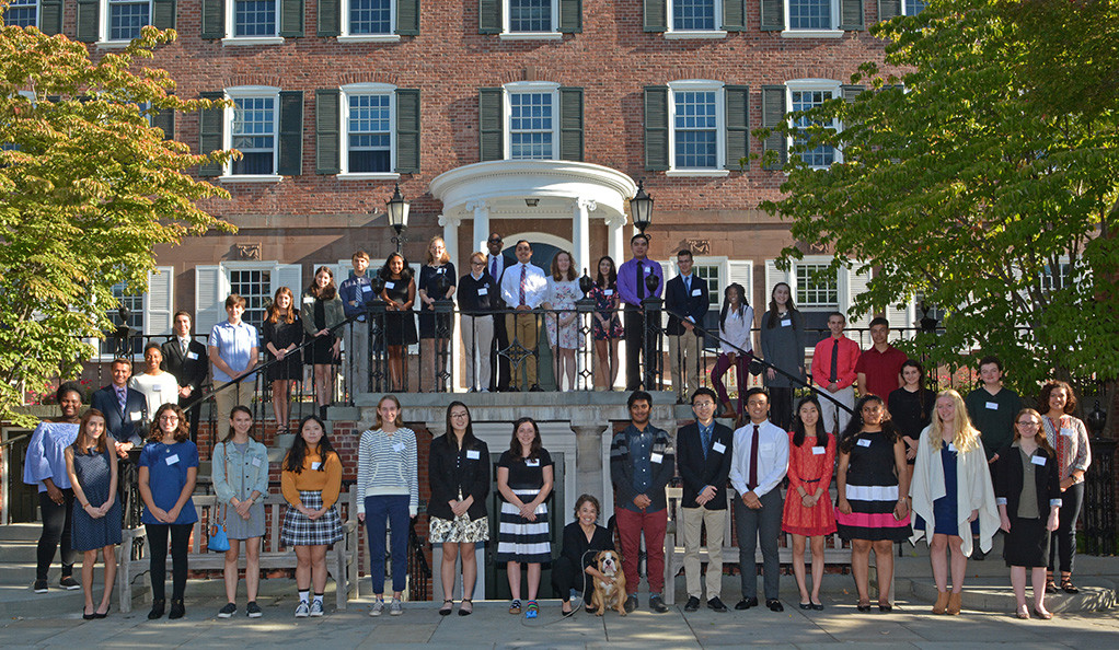 High school students from the region honored with Yale ...