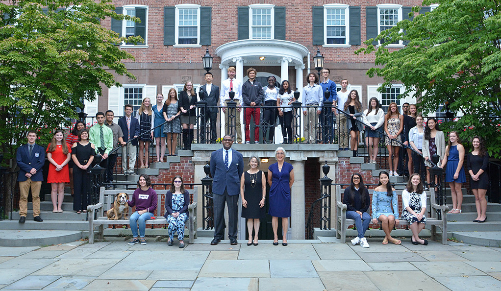 Outstanding area high school seniors honored by Yale Club of