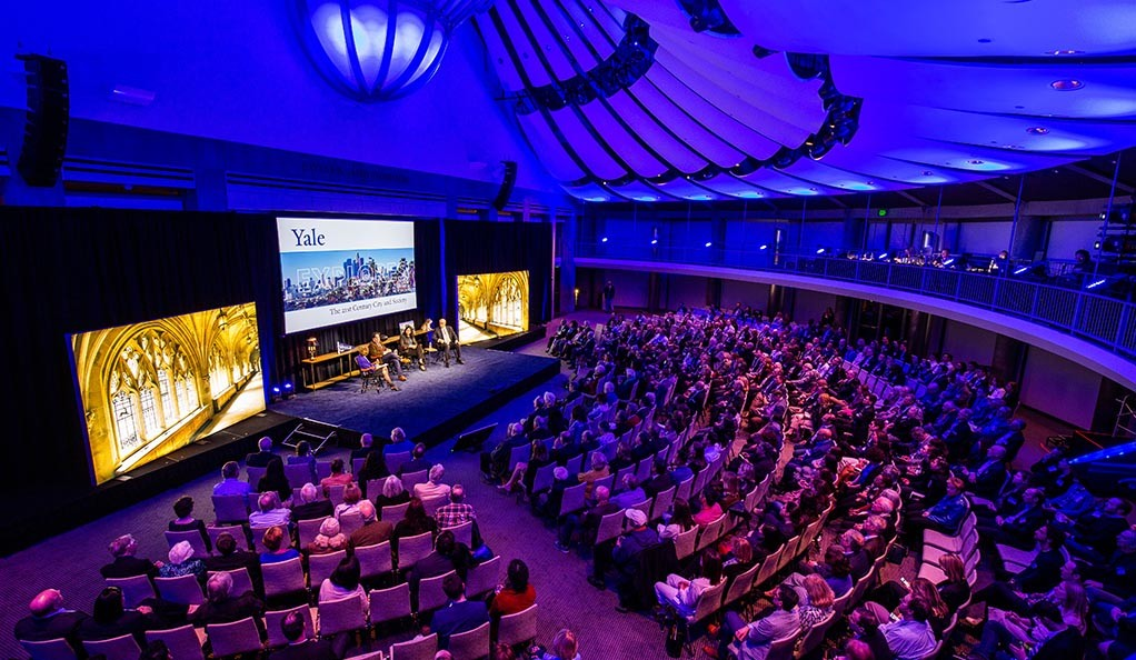 A Yale Explores event in Los Angeles