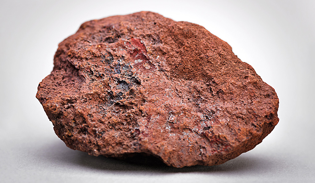 Iron ore