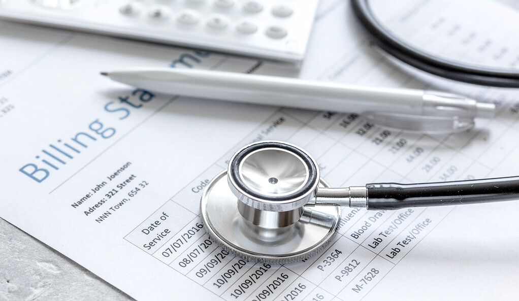 Medical bills.