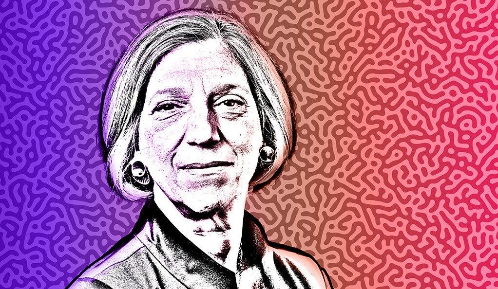 Barbara Ehrlich (Illustration by Michael S. Helfenbein)