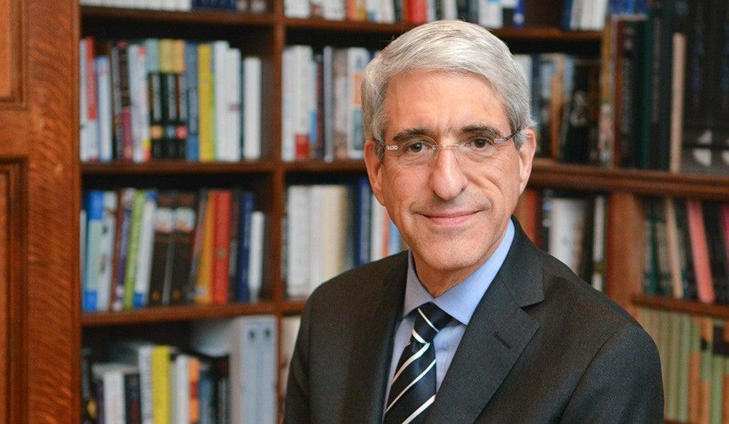 President Peter Salovey