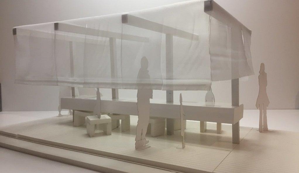 School of Architecture exhibit