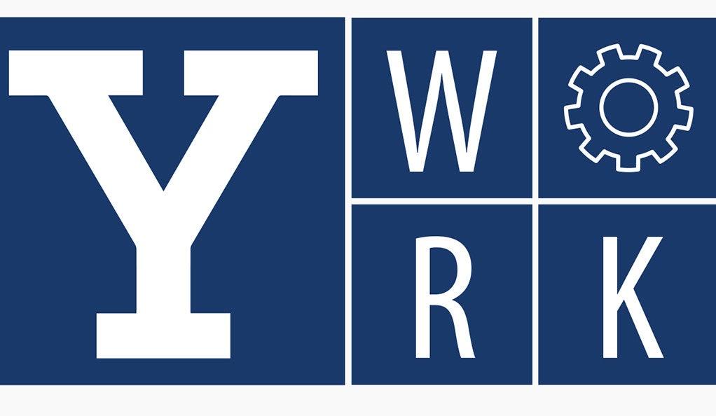 Y-Work logo