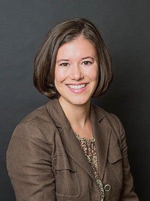 Yale political scientist Sarah Bush