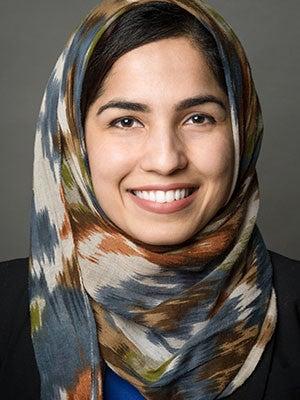 Wazhma Sadat