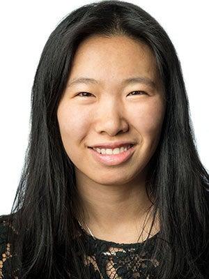 Hilda Huang '17, '19 M.M.A.
