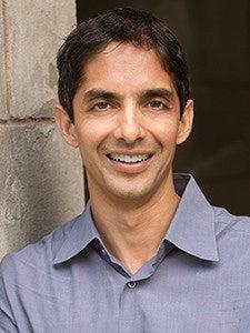 Yale Law School Professor Muneer Ahmad.