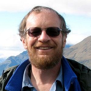Photo of Richard B. Alley