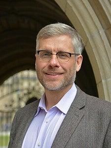 Yale professor Anders Winroth