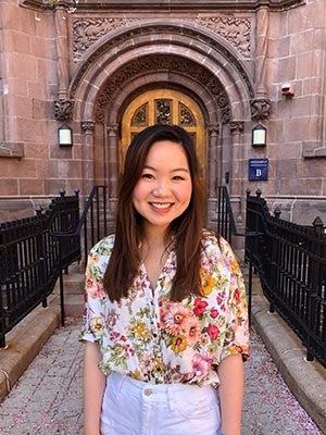 Angela Lin '20 B.S.