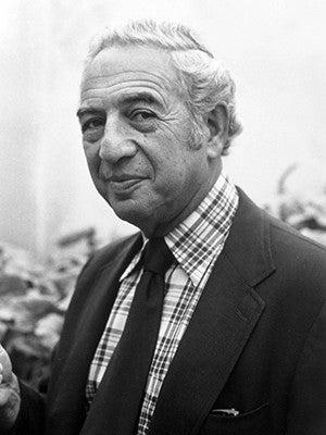 Arthur Galston portrait