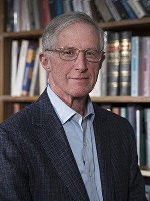 Nobel Prize-winning economist William Nordhause