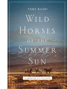 """Cover of the book titled """"Wild Horses of the Summer Sun."""""""