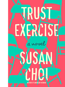 "Cover of the book titled ""Trust Exercise."""