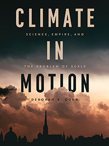 "Cover of the book titled ""Climate in Motion."""