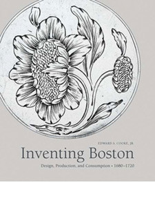 "Cover of the book titled ""Inventing Boston."""