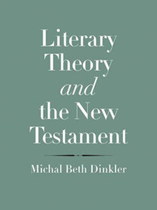 "Cover of the book titled ""Literary Theory and the New Testament."""