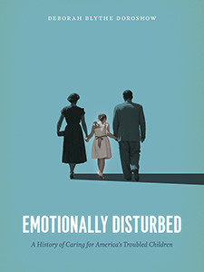 """Cover of the book titled """"Emotionally Disturbed."""""""