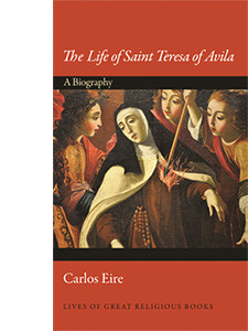 "Cover of the book titled ""The Life of Saint Teresa of Avila."""