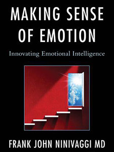 """Photo of cover of the book titled """"Making Sense of Emotion"""""""