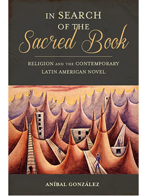 """Cover of the book titled """"In Search of the Sacred Book."""""""