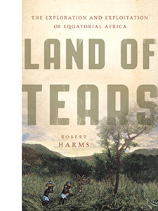 "Cover of the book titled ""Land of Tears."""
