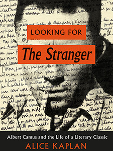 Looking for 'The Stranger' book cover
