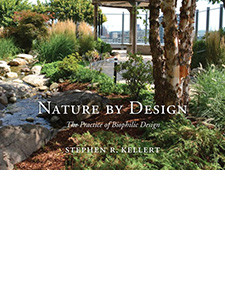 """Cover of the book titled """"Nature by Design."""""""