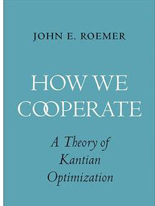 """Cover of the book titled """"How We Cooperate."""""""