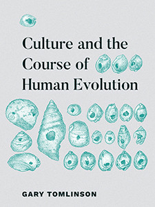 "Cover of the book titled ""Culture and the Course of Human Evolution."""