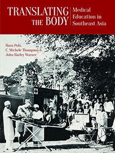 "Cover of the book titled ""Translating the Body."""