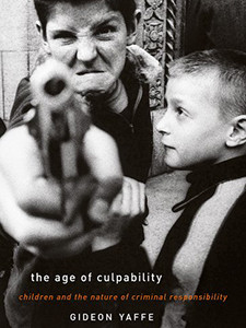 """Cover of the book titled """"The Age of Culpability."""""""