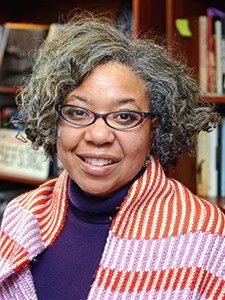 Yale Professor Daphne A. Brooks.