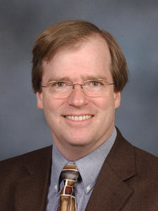 A portrait of Yale professor Daniel Harrison.