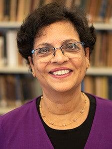 Linguistics Professor Veneeta Dayal