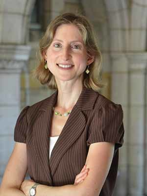 Photo of Deborah Coen
