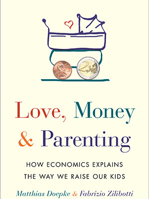 Love, Money, and Parenting book cover