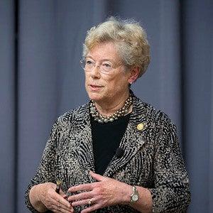 Photo of scientist Sandra Faber
